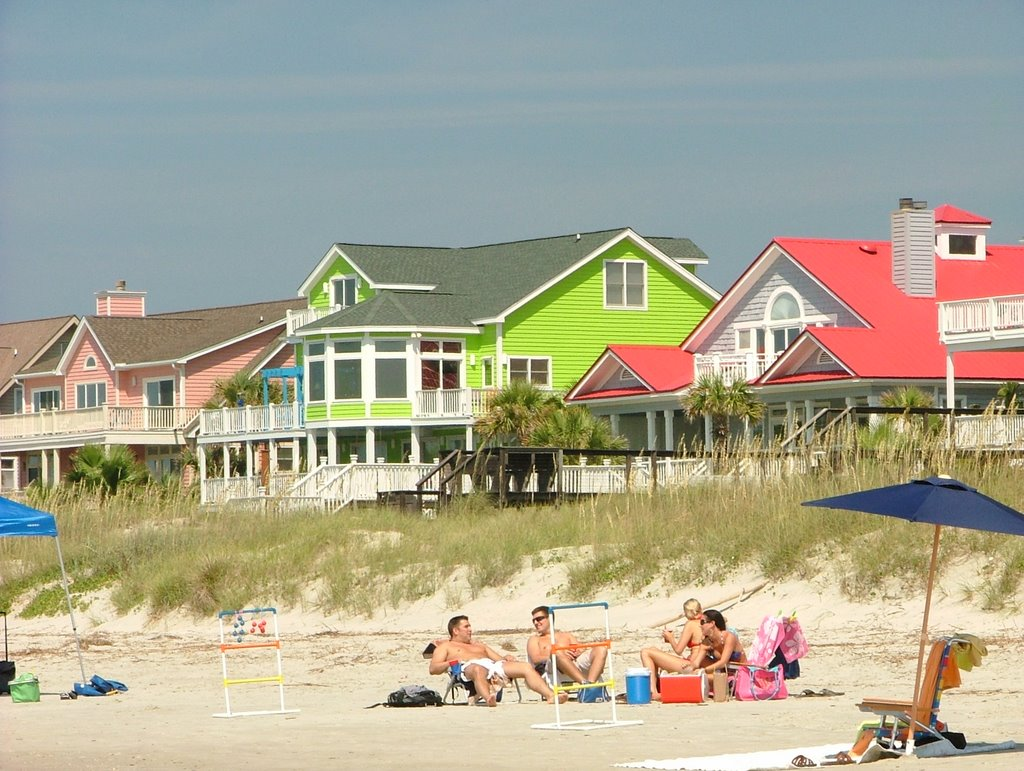 Beach Homes For Rent In Isle Of Palms Sc