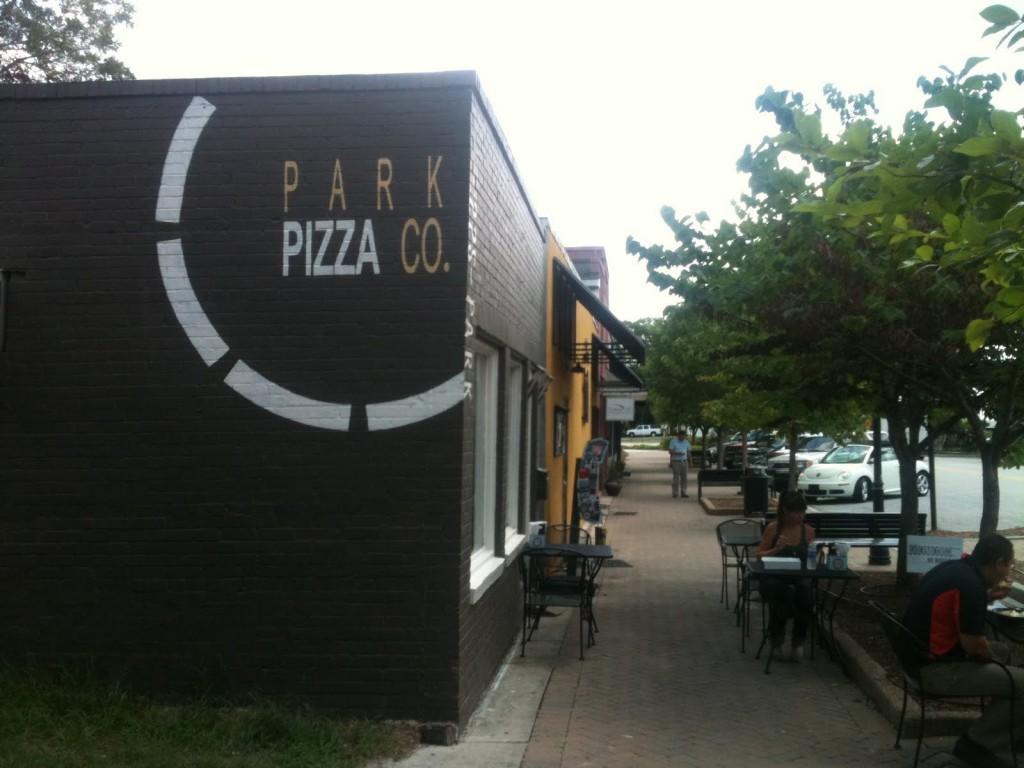 Park Pizza Building - Park Circle