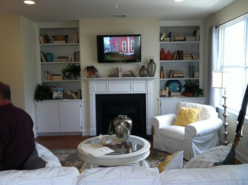 Oak Terrace Preserve - Charleston Landmark Builders Sales Center / Model Home