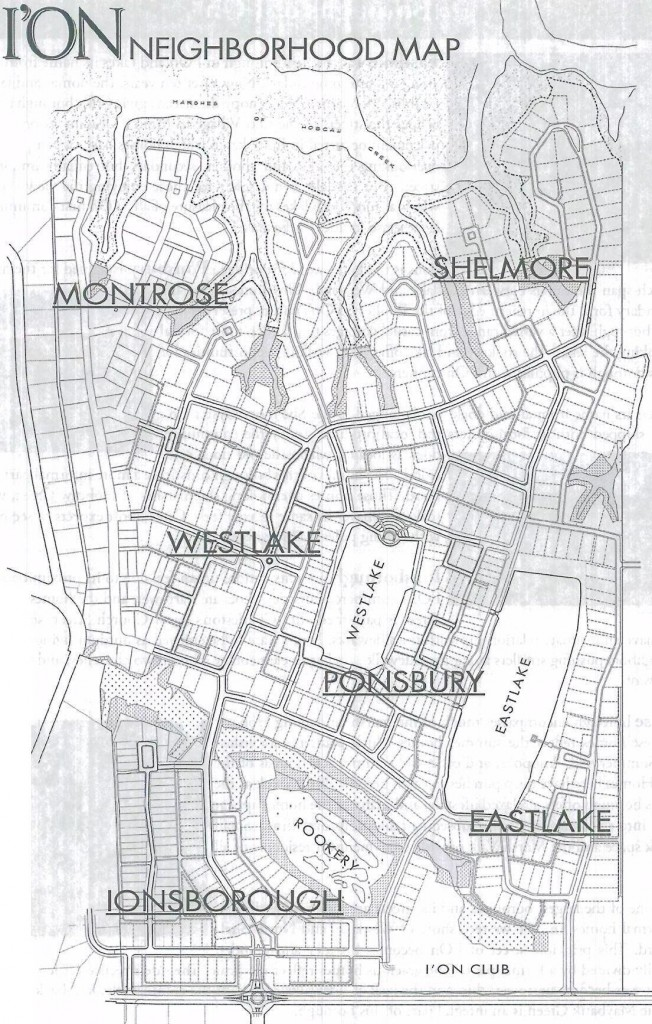 ION Neighborhood Map - Real Deal with Neil
