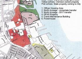 North Charleston Navy Yard Rail Settlement