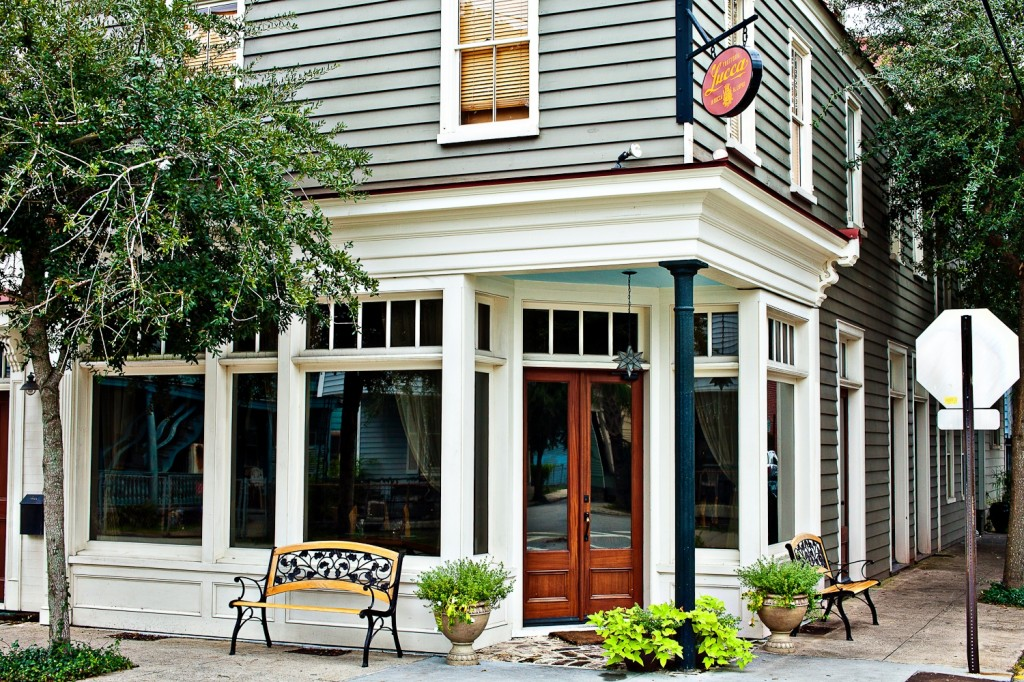 Trattoria Lucca in Cannonborough-Elliotborough - A Live/Work/Play neighborhood in Charleston, SC - Real Deal with Neil