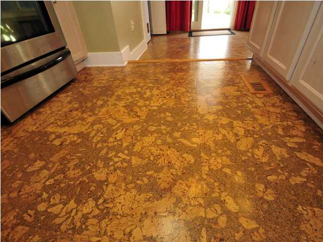 Kitchen Tiles Cork cork floor tiles for kitchen - wood floors