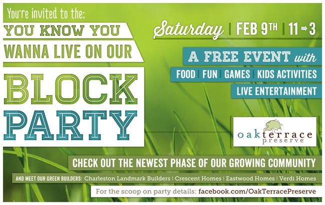 Oak Terrace Preserve - A Live/Work/Play Community near Charleston, SC