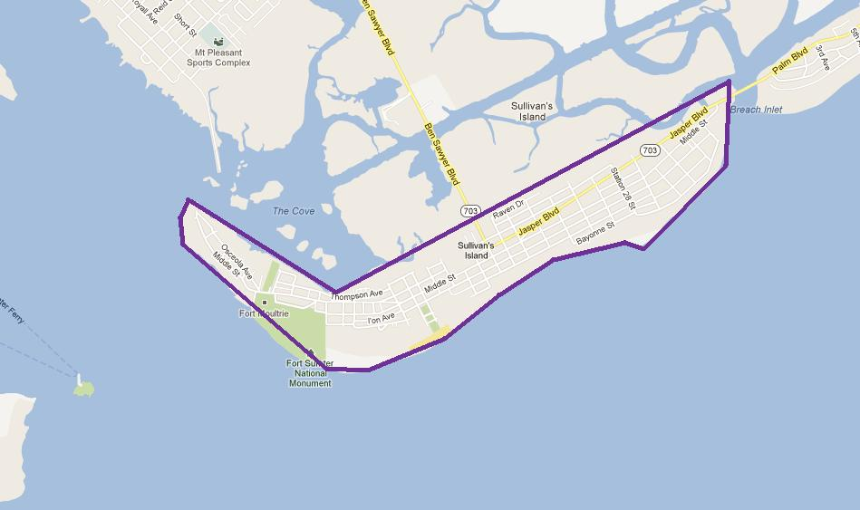 Sullivan's Island - A Live/Work/Play Neighborhood near Charleston, SC - Real Deal with Neil