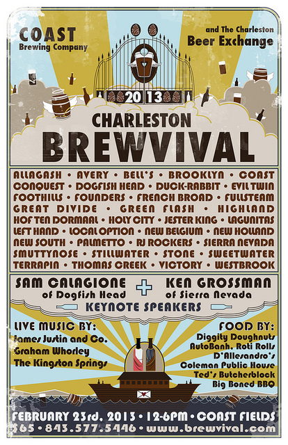 2013 Brewvival - Real Deal with Neil