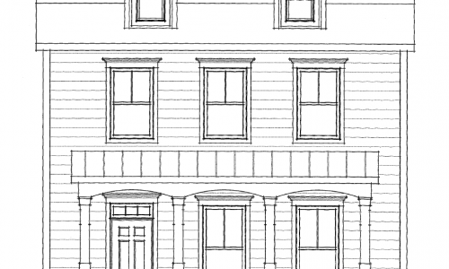 Eastwood Homes - Elizabeth E Elevation