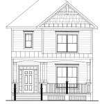 Eastwood Homes - Elliot E Elevation