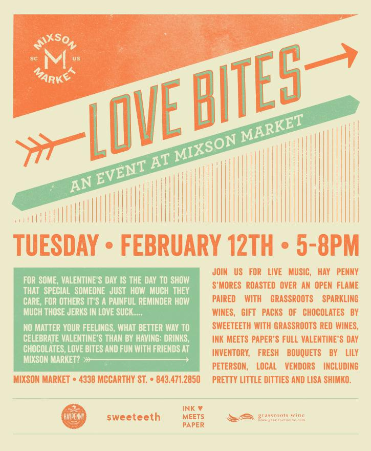 Love Bites Event at Mixson Market - Park Circle - Real Deal with Neil