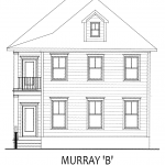 Eastwood Homes - Murray B Elevation
