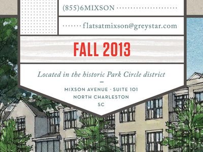 Flats at Mixson - Real Deal with Neil