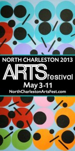 North Charleston Arts Festival 2013 - Real Deal with Neil