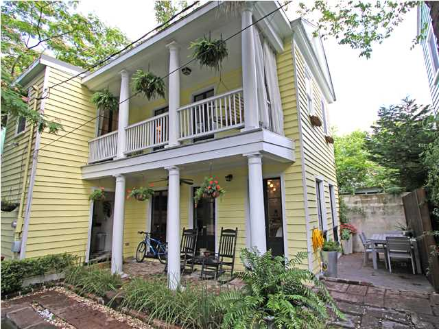 Fresh 5 - Charleston's Best Live/Work/Play Homes - 113 President St. - Real Deal with Neil