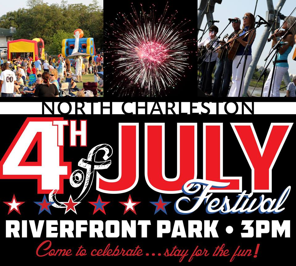 North Charleston 4th of July Festival - Real Deal with Neil
