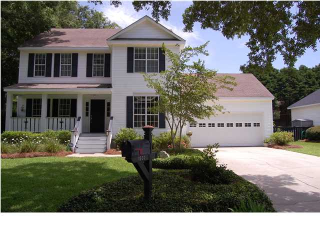 Fresh 5 - Charleston's Best Live/Work/Play Homes - 1500 Old Village Dr. - Real Deal with Neil