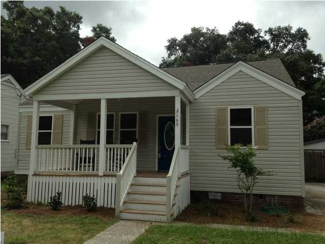 Fresh 5 - Charleston's Best Live/Work/Play Homes - 2165 Edisto Ave. - Real Deal with Neil