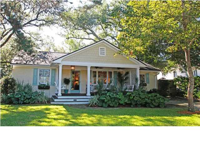 Fresh 5 - Charleston's Best Live/Work/Play Homes - 307 Queen St. - Real Deal with Neil