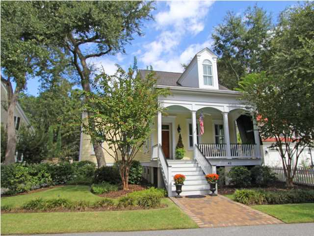 Fresh 5 - Charleston's Best Live/Work/Play Homes - 42 Frogmore Rd. - Real Deal with Neil