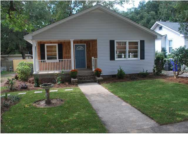 Fresh 5 - Charleston's Best Live/Work/Play Homes - 4615 O'Hear Ave. - Real Deal with Neil