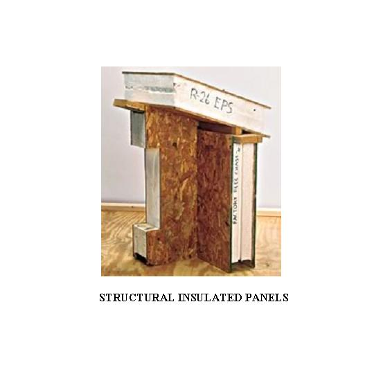 Verdi homes an interview with david hill architect for Structural insulated panels prices