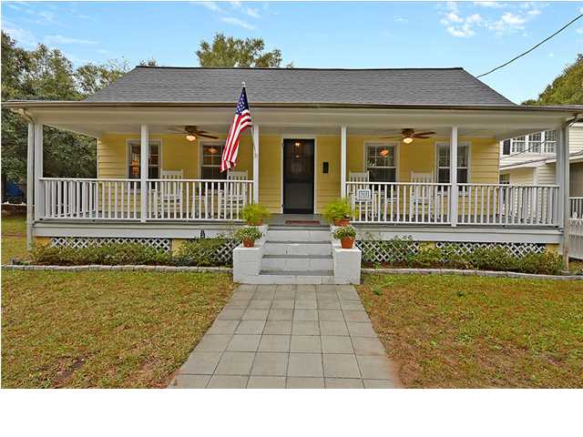 Fresh 5 - Charleston's Best Live/Work/Play Homes - 515 Greenwich St. - Real Deal with Neil