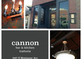 Cannon Trattoria Kitchen and Bar (Formerly Cork Bistro)