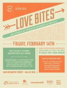 Love Bites - Mixson Market & Basico