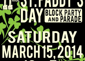 Park Circle St. Patrick's Day Block Party & Parade