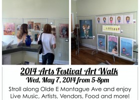 2014 Arts Festival Art Walk
