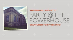 Party at the Powerhouse - Charleston Food and Wine Festival 2015