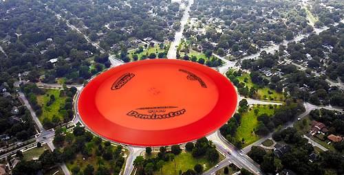 Park Circle Disc Golf