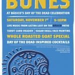 Shake Your Bones @ Basico