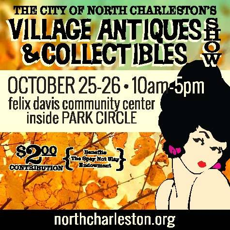 Village Antiques and Collectibles Show