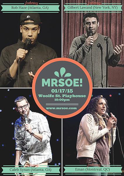 Charleston Comedy Festival 2015
