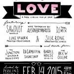 Show Some Love - A Park Circle Pop-Up Shop