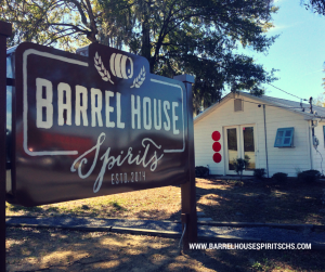 Barrel House Spirits - Park Circle