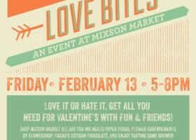 Love Bites 2015 - Mixson Market