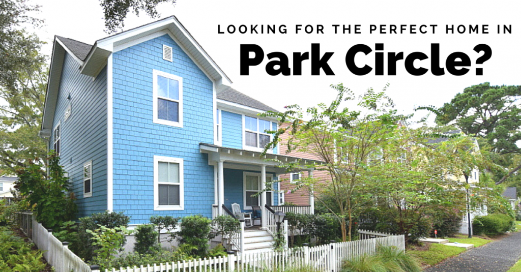 Find Your Perfect Park Circle Home