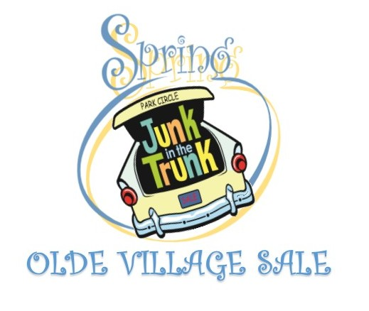 Junk in Your Trunk - Spring Yard Sale