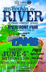 Rockin' the River with The Tams