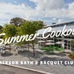 Summer Cookout - Mixson Bath and Racquet Club