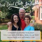 Real Deal Club Inductee: Elissa