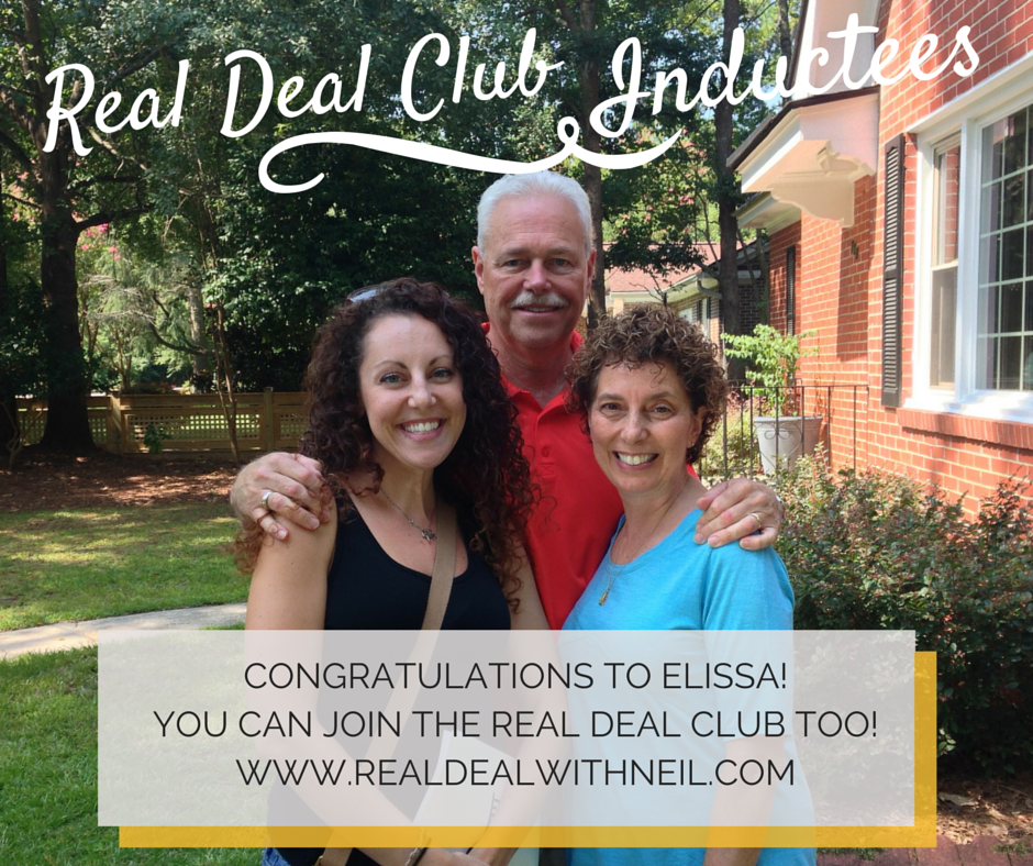 Real Deal Club Inductee: Elissa