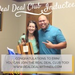 Real Deal Club Inductee: Erin