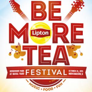 Be More Tea Festival - Riverfront Park