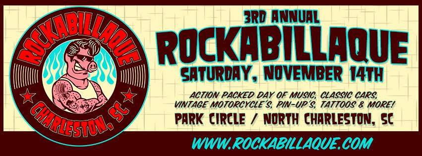 Rockabillaque - 3rd Annual Festival