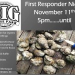 First Responders Night – DIG in the Park