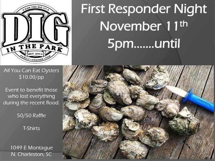 First Responders Night - DIG in the Park