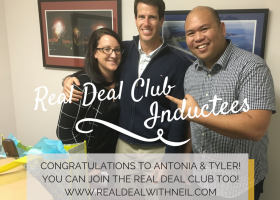 Real Deal Club Inductees: Erin
