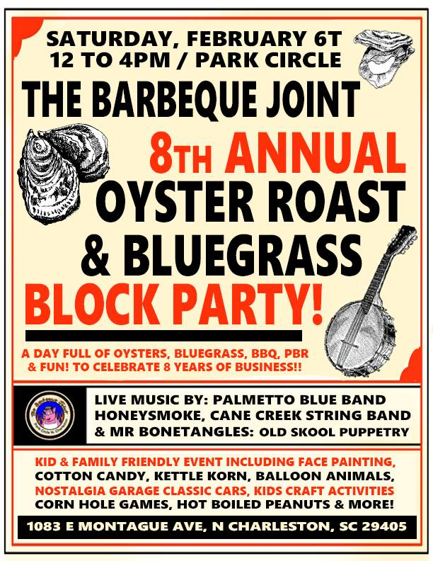 Barbeque Joint 8th Anniversary
